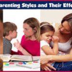 سبکها و شیوه های فرزند پروری